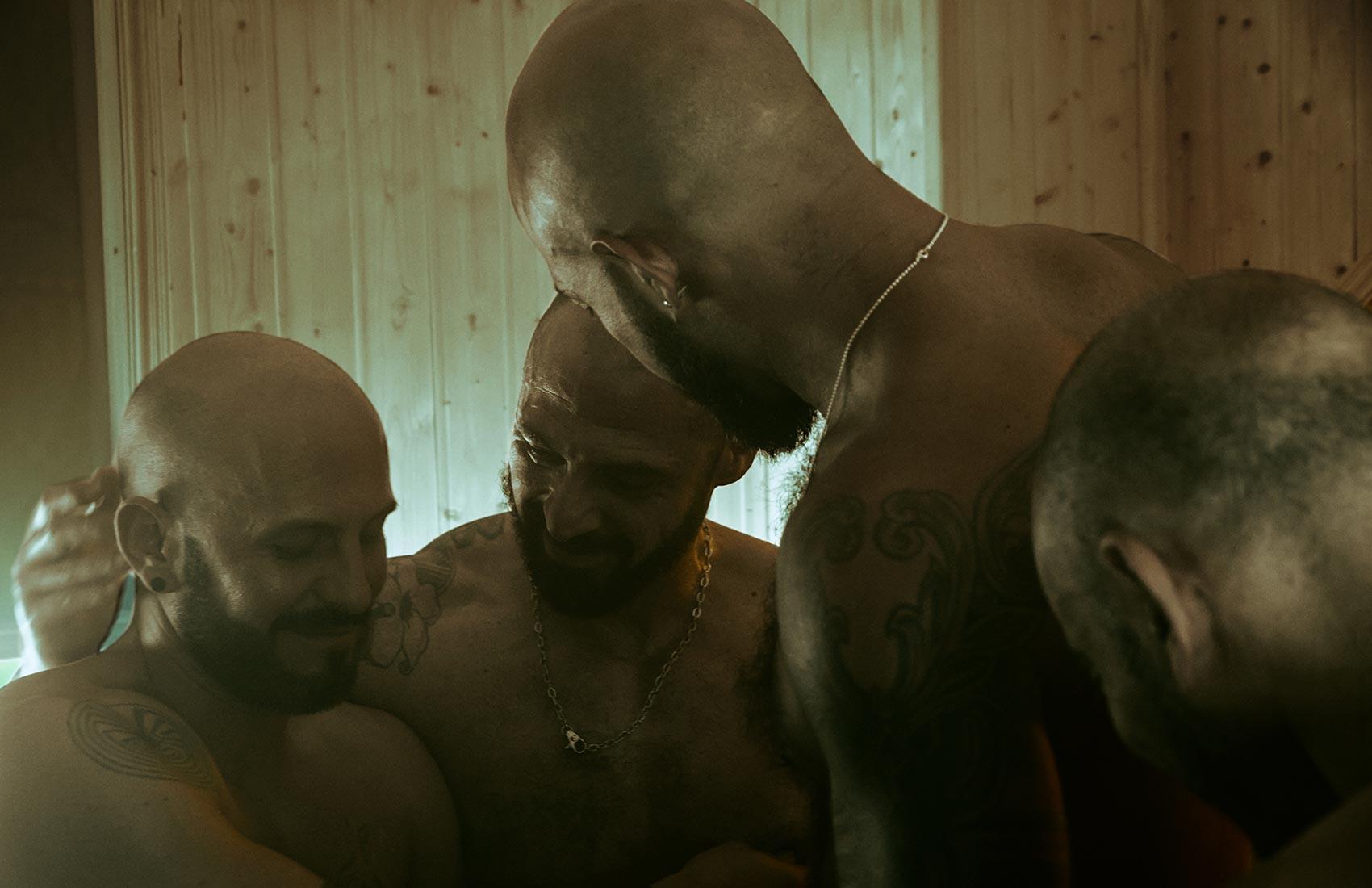 sauna principe es una sauna gay para hombres en el centro de Madrid